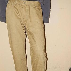 Diesel Men Jeans Size 36 W X 30 L  DARRON New